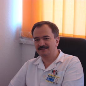 Poza Prof. Dr. Cristian Gheorghe