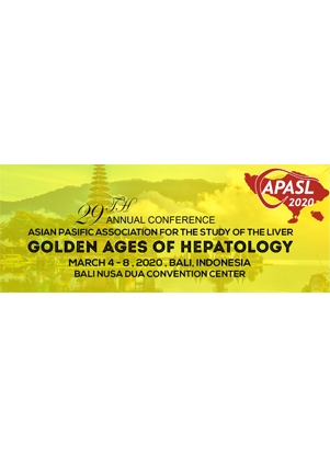Poza eveniment - Asian Pacific Association for the Study of the Liver 29th Annual Conference 2020, Bali, Indonesia - 2020