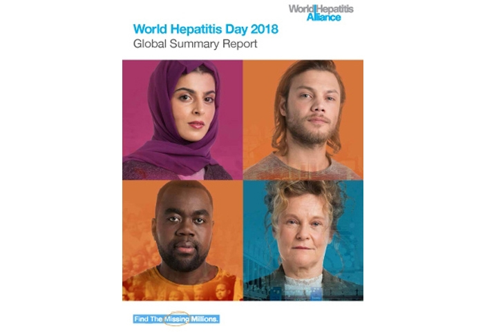 Poza eveniment - World Hepatitis Day 2019