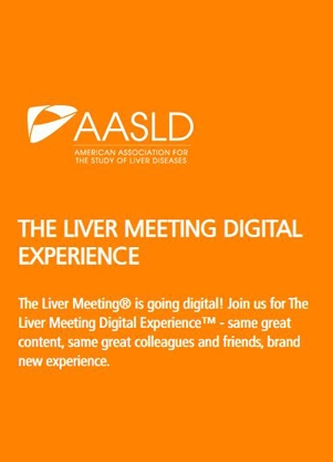 Poza eveniment - THE LIVER MEETING DIGITAL EXPERIENCE