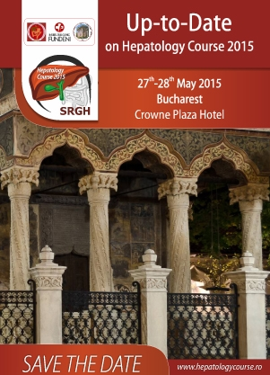 Poza eveniment - 2nd UpDate on Hepatology Course Bucharest Romania 2015