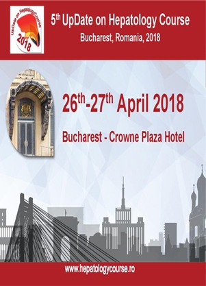 Poza eveniment - 5th UpDate on Hepatology Course Bucharest Romania 2018